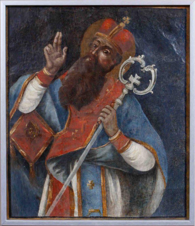 Święty Bazyl Wielki Chorągiew
